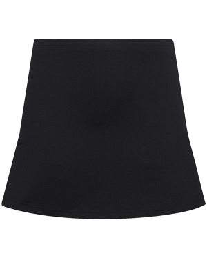David Luke DL909 Skort Black (Long Length)