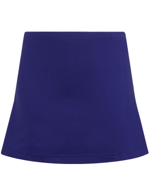 David Luke DL909 Skort Royal (Regular & Long Length)