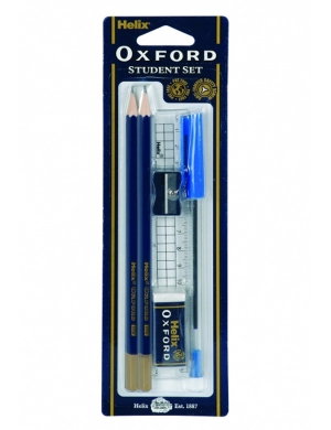 Oxford Range Student Set 6 Piece