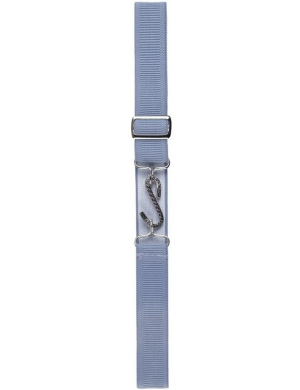 Wiz Adjustable Childrens Snake Belt Grey