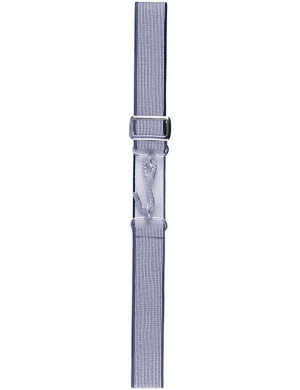 Wiz Adjustable Childrens Snake Belt Grey Check