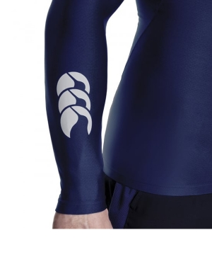 Canterbury ThermoReg Baselayer Top Boys & Mens Navy