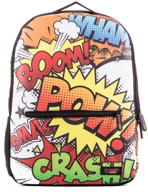 Urban Junk Comic Backpack (LAST CHANCE TO BUY)
