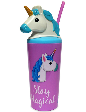 Cool Gear Unicorn Tumbler 18oz