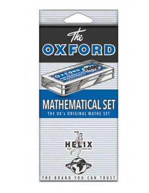 Oxford Vintage Maths Set