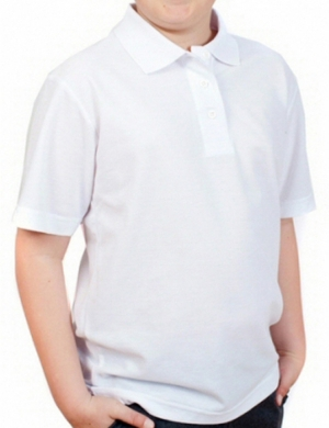 Woodbank Polo Shirt White