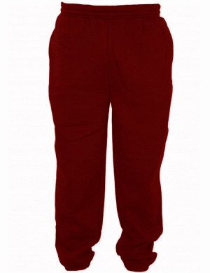 Woodbank Jog Trousers Wine