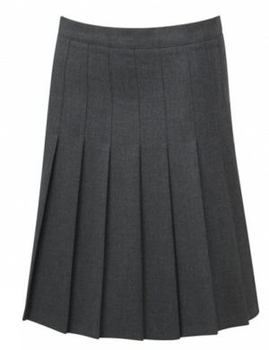 David Luke DL974 Junior Eco-Skirt Grey (Age 3 - 13)