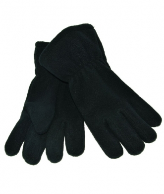 Fleece Gloves Navy