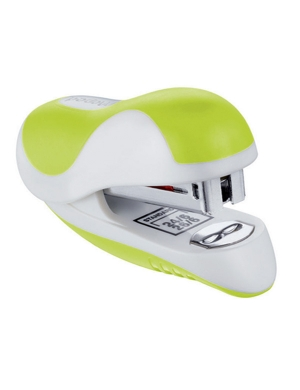 Ergologic Mini Stapler Lime Green