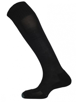 Football Socks Mercury Black