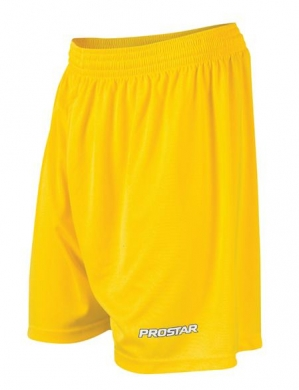 Prostar Metric Short Yellow
