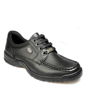 Scout Leather Lace Up Junior Shoe (Clearance)