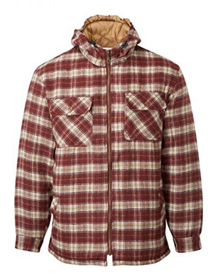 Castle Work Hoody 125 Penarth Red (Clearance)