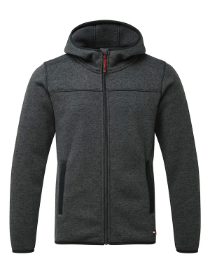 TuffStuff Fleece 237 Henham Hoodie Charcoal Grey