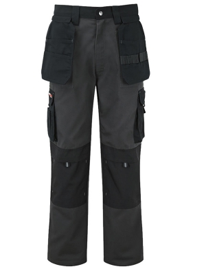 TuffStuff 700 Extreme Work Trousers Grey/Black
