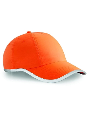 Beechfield Enhanced-Viz BB35 Cap Orange