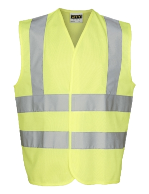 RTY Kids Hi-Vis HV77 Vest Yellow