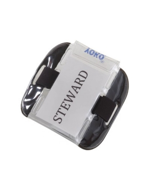 Yoko YK401 ID Arm Band Black