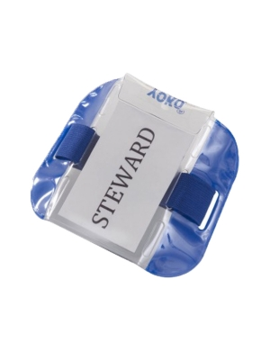 Yoko YK401 ID Arm Band Royal