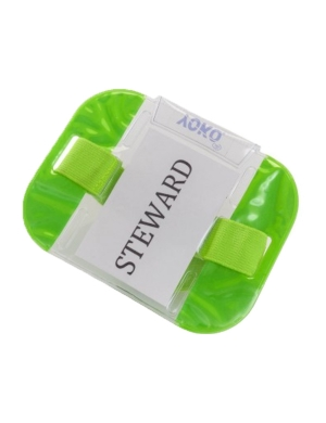 Yoko YK401 ID Arm Band Green