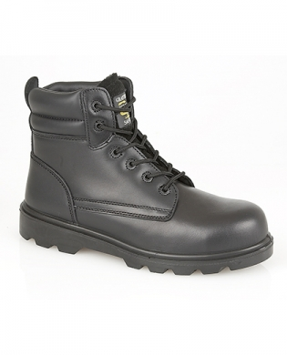 Grafters M133A Work Boots Black (Clearance)