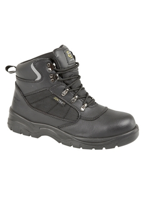 Grafters M161A Work Boot Black