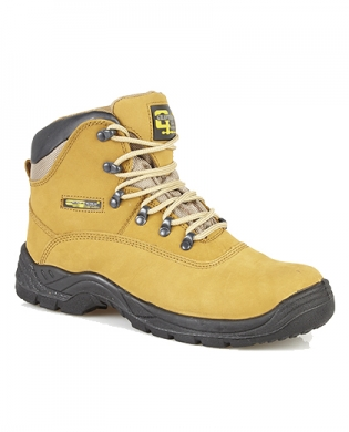Grafters M216N Work Boots Honey (Clearance)