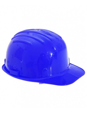 Grafters Safety Helmet Blue