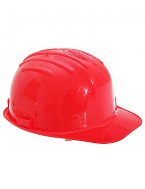 Grafters Safety Helmet Red
