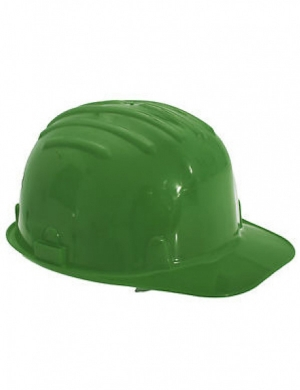 Grafters Safety Helmet Green