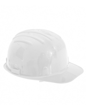 Grafters Safety Helmet White