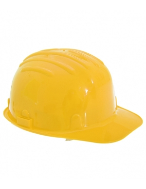 Grafters Safety Helmet Yellow