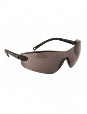 Portwest PW033 Safety Glasses Smoke