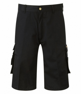 Tuffstuff 811 Pro Work Short Black