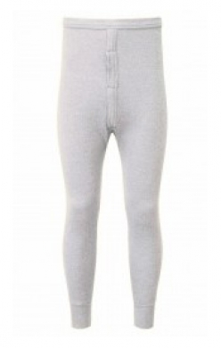 Castle Thermal Long John White (Clearance)