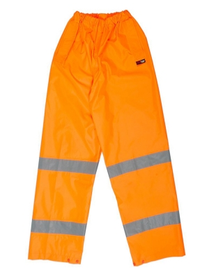 Warrior Hi-Vis WR010 Seattle Trousers