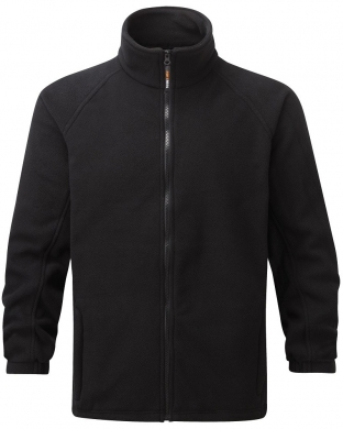 Castle Fleece Jacket 205 Melrose Black