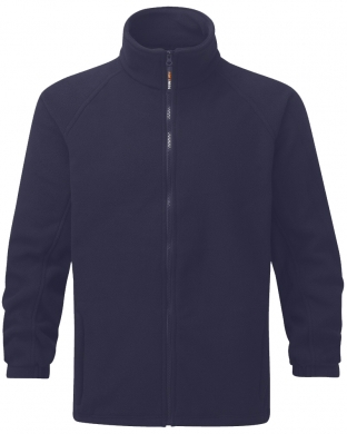Castle Fleece Jacket 205 Melrose Navy